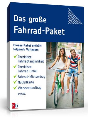 Das große Fahrrad-Paket