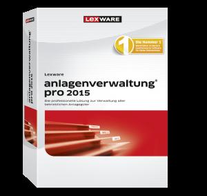 Lexware anlagenverwaltung Pro 2015