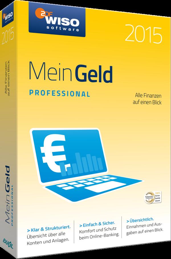 WISO Mein Geld 2015 Professional 1