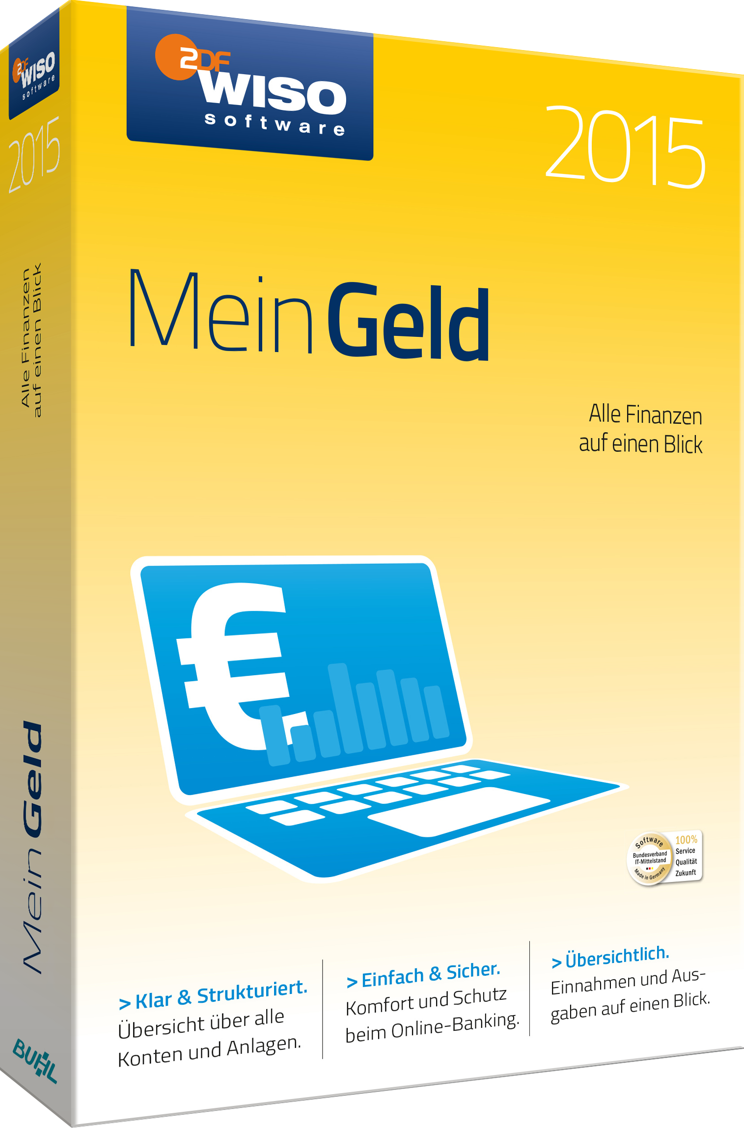 WISO Mein Geld 2015 Standard