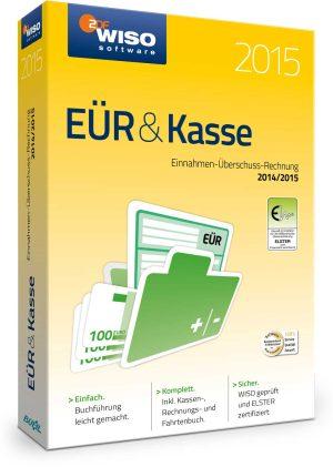 WISO EÜR & Kasse 2015