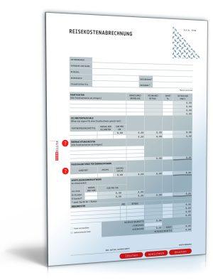Reisekostenabrechnung 2015