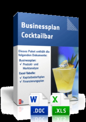 Businessplan Cocktail-Bar