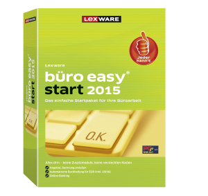 Lexware büro easy start 2015