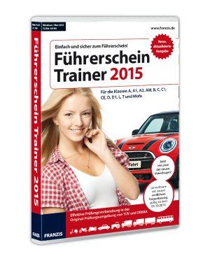 Franzis Führerschein Trainer 2015