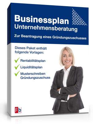 Businessplan Unternehmensberatung