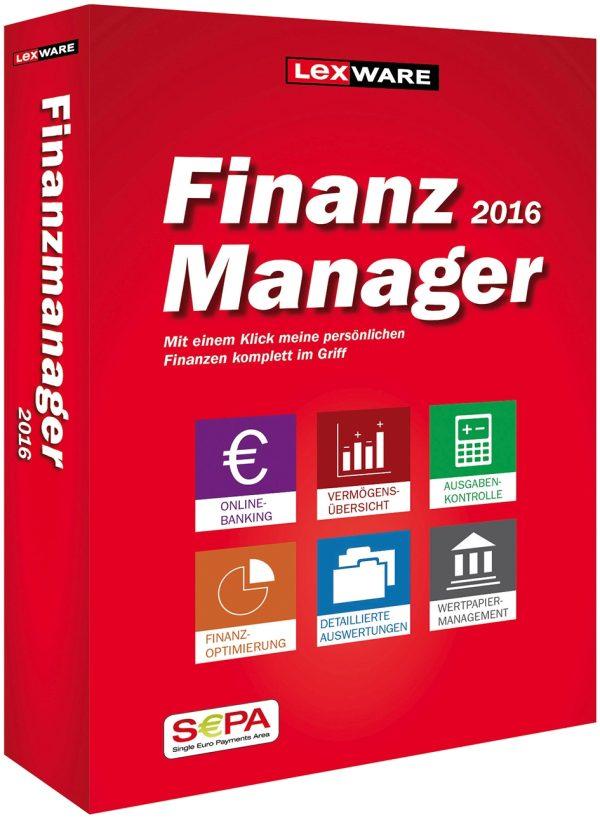 Lexware FinanzManager 2016 1