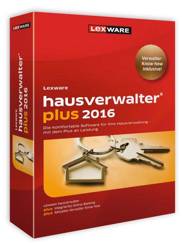 Lexware hausverwalter plus 2016 (16