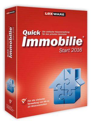 QuickImmobilie 2016 Start