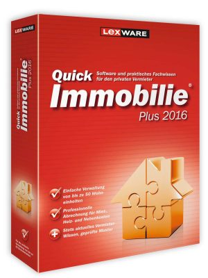 QuickImmobilie plus 2016