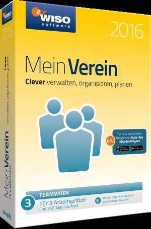 WISO Mein Verein 2016 - Teamwork Edition