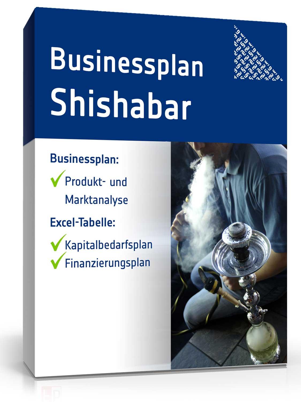 BusineГџplan Shisha Bar