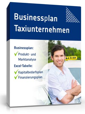 Businessplan Taxiunternehmen