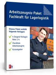 Arbeitszeugnis-Paket Fachkraft für Lagerlogistik