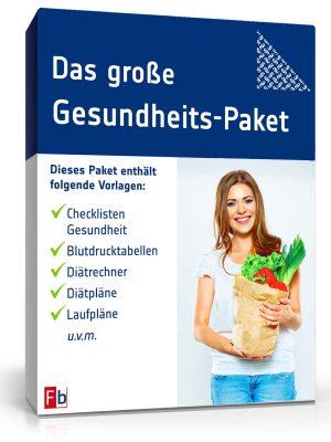 Das große Gesundheits-Paket