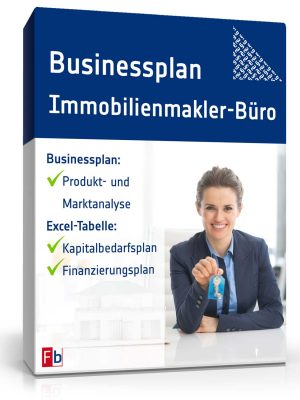 Businessplan Immobilienmaklerbüro