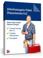 Arbeitszeugnis-Paket Hausmeister/-in