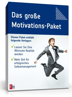 Das große Motivations-Paket