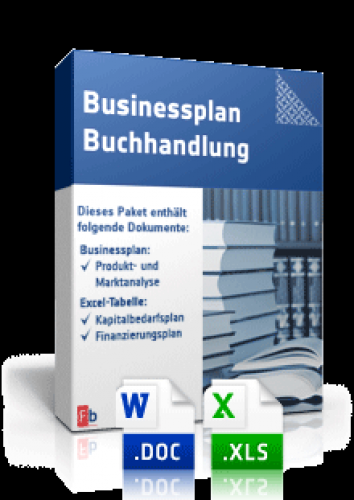 Businessplan Buchhandlung 1