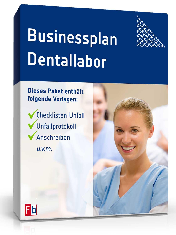Businessplan Dentallabor