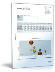 Portfolio-Analyse für Existenzgründer und Kleinbetriebe