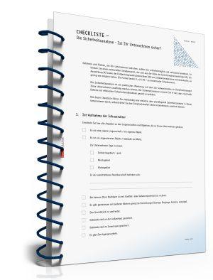 Die Sicherheitsanalyse - Ist Ihr Unternehmen sicher?