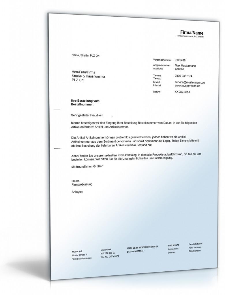 Musterbriefe Entschuldigungsschreiben Geschäftlich : Entschuldigungsschreiben für lieferunfähigkeit