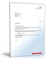Bitte um Zusendung einer Abschrift der Geburtsurkunde (zum Zwecke der Eheschließung)