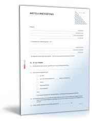 Anstellungsvertrag für leitende Angestellte