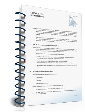 Buchhaltung - So bearbeiten und ordnen Sie Ihre Belege optimal