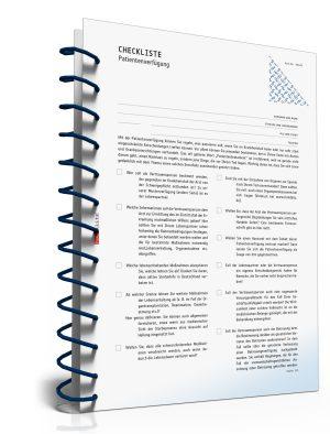 Checkliste Patientenverfügung