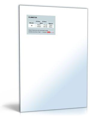 Umrechner Laufzeit in Filmmeter