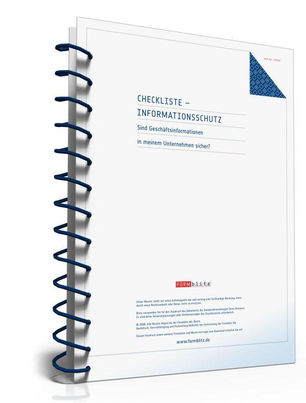 Informationsschutz 1