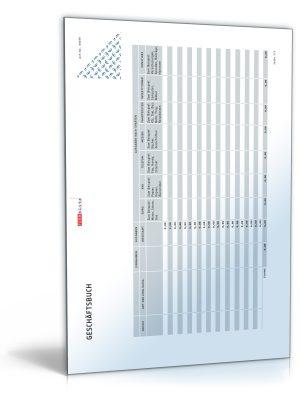 Geschäftsbuch (mit definierten Spalten)