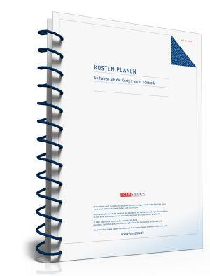 Kostenplan
