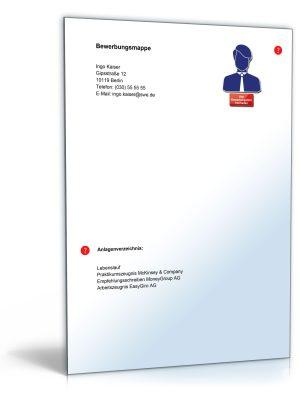 Lebenslauf (Bankkaufmann/Bankkauffrau)