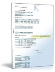FORMBLITZ-Tabelle 2010/2011 - Sammlung diverser Pauschalsätze