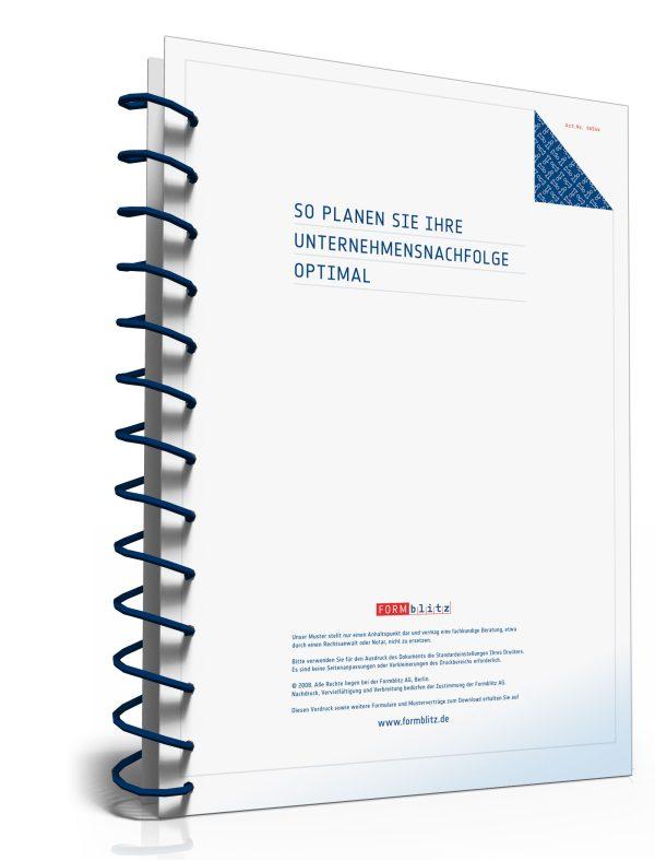 So planen Sie Ihre Unternehmensnachfolge optimal 1