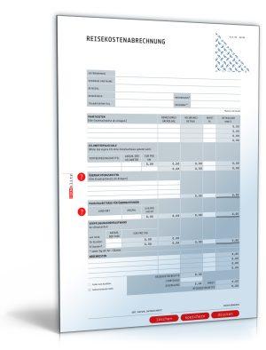 Reisekostenabrechnung 2014