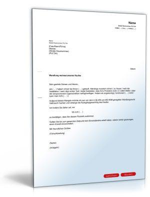 Rücktritt von einem Kaufvertrag wegen Falschauskunft