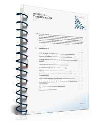 Standortanalyse für Existenzgründer