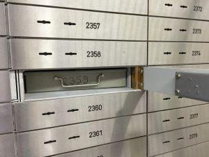 Dokumente Schließfach
